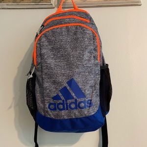 Adidas youth size backpack